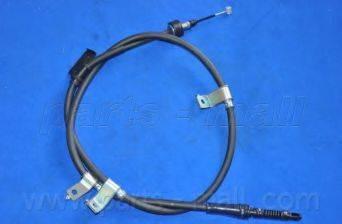 Трос, стояночная тормозная система PARTS-MALL PTA-144