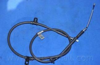 Трос, стояночная тормозная система PARTS-MALL PTA-156