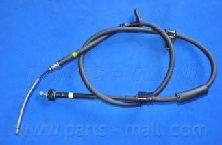 Трос, стояночная тормозная система PARTS-MALL PTA-159