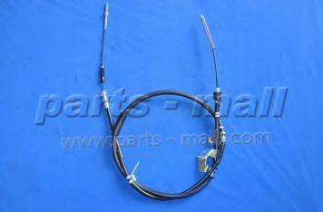 Трос, стояночная тормозная система PARTS-MALL PTA-240