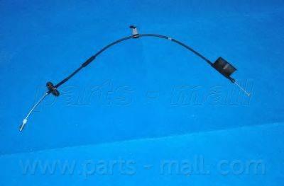 Трос, стояночная тормозная система PARTS-MALL PTA-259
