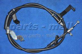 Трос, стояночная тормозная система PARTS-MALL PTB-330