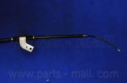 Трос, стояночная тормозная система PARTS-MALL PTD-018