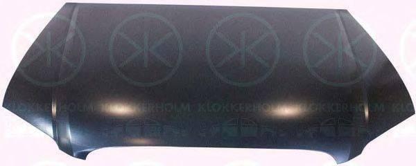 Капот двигателя KLOKKERHOLM 0028280