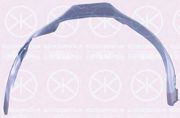 Обшивка, колесная ниша KLOKKERHOLM 0017387