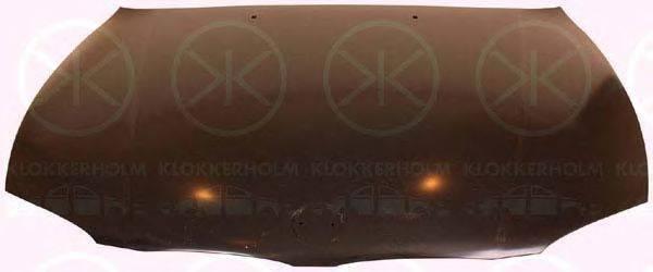 Капот двигателя KLOKKERHOLM 0085280